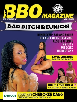BBO Issue #5 Bad Bitch Reunion (Front Cover).jpg
