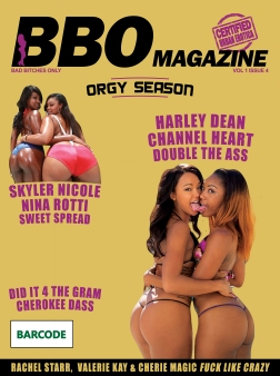 BBO Issue #6 (Front Cover)