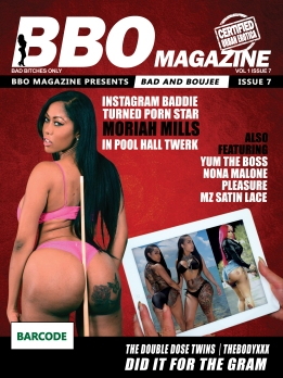 BBO Latina Calientes Issue #7 (Front Cover).jpg